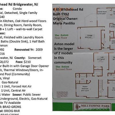 45 Whitehead Rd, Bridgewater, NJ 08807