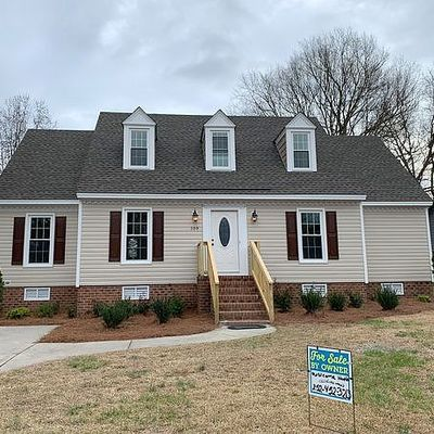 109 Ketch Point Ct, Rocky Mount, NC 27803