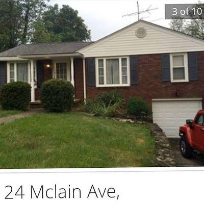 124 Mclain Ave, Wheeling, WV 26003