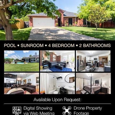 301 Port O'conner Drive, Little Elm, TX 75068