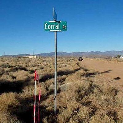 E. Western Drive, Kingman, AZ 86401