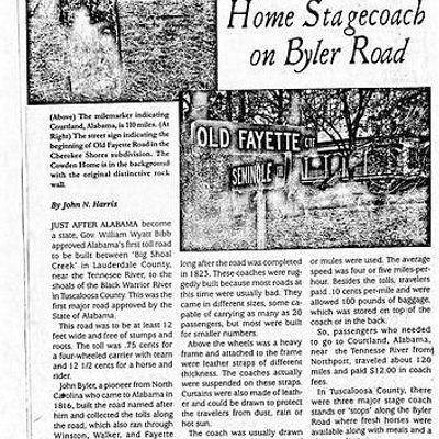 15676 Old Fayette Cutoff, Northport, AL 35475