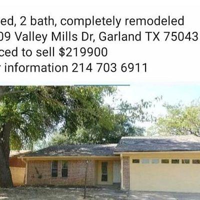 5509 Valley Mills Dr, Garland, TX 75043