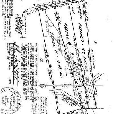 Parcel 10 Rudy's Trail, Gilmore Township, MI 49635