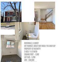 14425 S Emerald Ave, Riverdale, IL 60827
