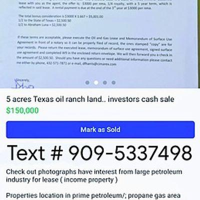 Pecos Texas Oil Ranch Land, Pecos, TX 79772